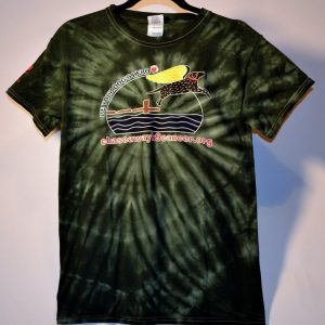 Hunter Green Tie Dye