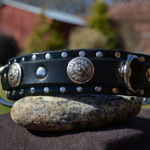 Leather Handmade Dog Collars