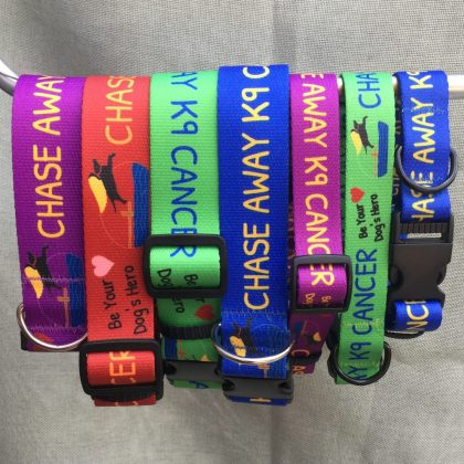 Collars - Chase Away K9 Cancer