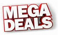 Mega Deals - Up to 90% OFF - Limited Quantities